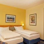 Twin Zimmer im im H+ Hotel Friedrichroda
