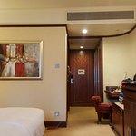 Room looking toward the door