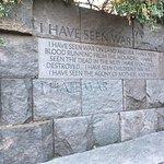 FDR memorial quotation