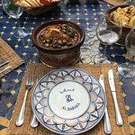 Chicken w/ olives Tagine