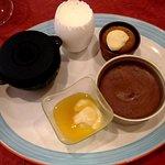 la farandole de desserts