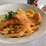 Boulevard Wheat Beer Battered Fish & Chips