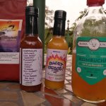 Organic and fresh products that you can get @the bakery shop in San Gerardo.