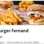Bilde fra Burger fernand