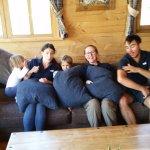 Great staff ! Kids still talk about them !