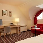Grosszügige Doppelzimmer im im H+ Hotel Stade Herzog Widukind