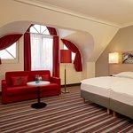 Gemütliche Zimmer im H+ Hotel Stade Herzog Widukind