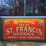 Foto de McMenamins Old St. Francis School