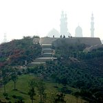 Overlooking Islamic Monuments