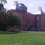 Il parco del castello di Racconigi