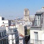 Obraz Hotel Claude Bernard Saint-Germain