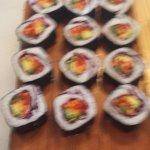 Sushi  Chef Michael recipe