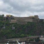 Photo of Ehrenbreitstein Fortress