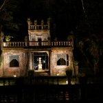 Paronella Park at night