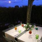 HDLP - Terrasse et cocktails maison.