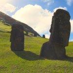 Classic Moai photo