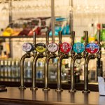 Just a few of our brews on tap.