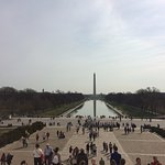 National Mall view