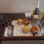 Delicious room service!