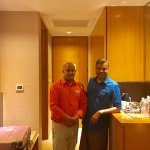 With Rakesh Rawat