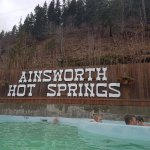 Hot Springs pools
