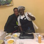 Ether the best omelette and egg maker!! and Shantel THE best waitress!!!!