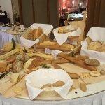 excellent choix de pain