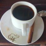 Cup of Luwak coffee