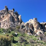Amazing castle with fabulous views over Kyrenia