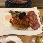 Breakfast by Carl. mmmm