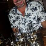 6 part Whisky Flight