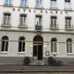 Ausflug nach Basel ins Hotel Krafft