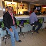 Bar do Hotel IBis Providencia