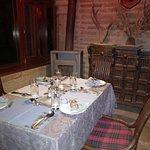 Dinner table!