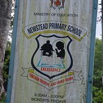 we passed through the primary school!