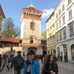 St. Florian's Gate (Brama Florianska).