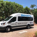 Free Beach Shuttle to Lowdermilk Park