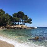 Foto de Beach Club Font de Sa Cala