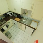3 Bedroom Apartment Kitchenette
