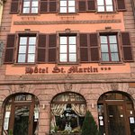 Hotel Saint Martin Photo