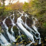 Swallow Falls, near Betws-y-Coed. #wales #swallowfalls #adamtas #photographer #adamtasimages