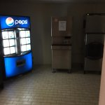 Vending machines/ ice maker