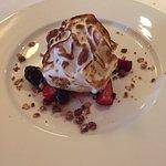 pudding - Baked Alaska