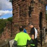 Exploring Chester Walls