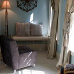A cozy nook w/ great morning sun makes the Ocean Dreams a guest favorite