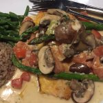 Polenta Crusted Salmon - Lazy Lobster Lockridge Ridge Rd Sarasota Fl