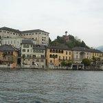 San Giulio Island Photo
