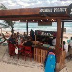 Beach Bar area