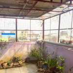 Beautiful roof top terrace of Somits Paying guest house