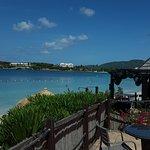 Beachside restaurant/bar